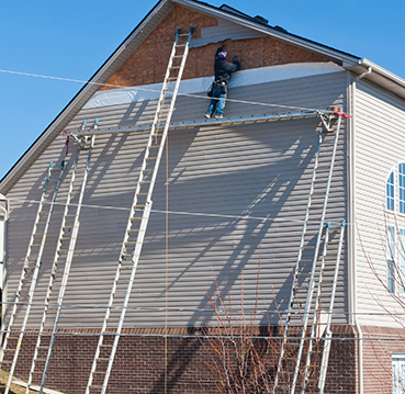 install siding on house